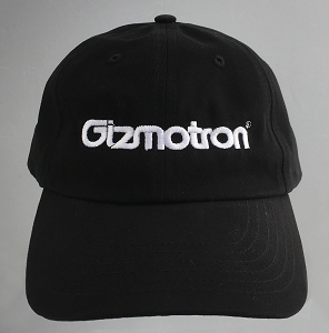 Gizmotron Brushed Cotton Twill Cap
