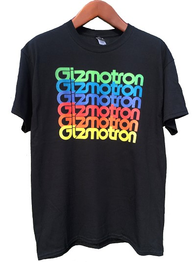 Gizmotron Rainbow Men's T-Shirt